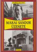 Márai Sándor üzenete - Furkó Zoltán