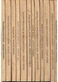 Tevan nyomda és kiadó 1913-1943. 12. kötet