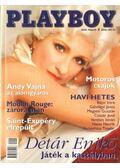 Playboy 2000. május - Gordon István