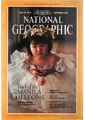 National Geographic 1990 September - Grosvenor, Gilbert M. (főszerk.)