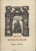 Gesta Romanorum - Haller János