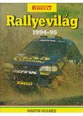 Rallyevilág 1994-95 - Holmes, Martin