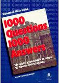 1000 Questions 1000 Answers