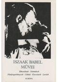 Iszaak Babel művei - Iszaak Bábel