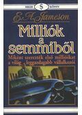 Milliók a semmiből - Jameson, E. A.