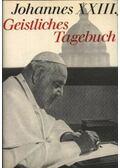 Johannes XXIII. Geistliches Tagebuch