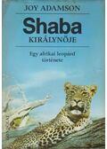 Shaba királynője - Joy Adamson