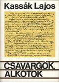 Csavargók, alkotók - Kassák Lajos