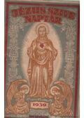 Jézus Szíve Naptár 1939