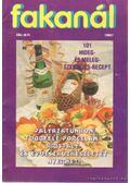 Fakanál 40.  1994/1 - 101 hideg- és melegszendvics-recept
