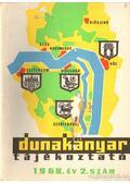 Dunakanyar tájékoztató 1968. év 2. szám
