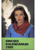 Kincses Kalendárium 1989.