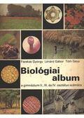 Biológiai album