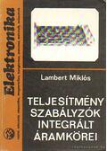 Teljesítményszabályzók integrált áramkörei