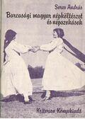 Barcasági magyar népköltészet és népszokások