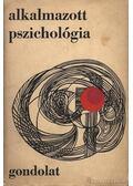 Alkalmazott pszichológia