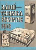 Rádiótechnika évkönyve 1973