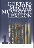 Kortárs magyar művészeti lexikon 1. - Fitz Péter