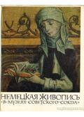 A német festészet alkotásai szovjet múzeumokban (orosz nyelvű) - Libman, M. Ja. (szerk.)
