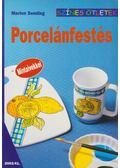Porcelánfestés - Marion Semling