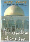 Jeruzsálem elárulása - Mike Evans