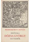 Krónika Dózsa György tetteiről - Nemeskürty István