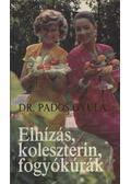 Elhízás, koleszterin, fogyókúrák - Pados Gyula dr.