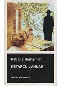 Kétarcú január - Patricia Highsmith