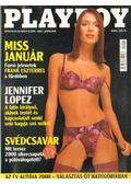 Playboy 2001. január - Pósa Árpád