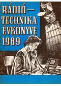Rádiótechnika évkönyve 1989