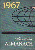 Nemzetközi Almanach 1967 - Radó Sándor