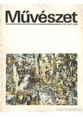 Művészet XXV. évf. 1984/4. szám - Rideg Gábor