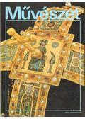 Művészet XX. évf. 8. szám - Rideg Gábor
