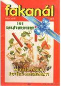 Fakanál 43. 1994/4. - 101 salátarecept - Rohrmann Katalin