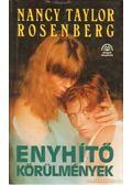 Enyhítő körülmények - Rosenberg, Nancy Taylor