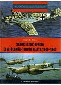 Sasok Észak-Afrika és a Földközi-tenger felett, 1940-1943