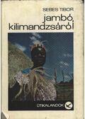 Jambó, Kilimandzsáró - Sebes Tibor