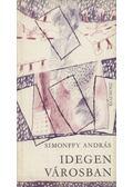 Idegen városban - Simonffy András