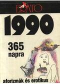 Erato 1990 365 napra - Soproni István