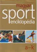 Magyar sport enciklopédia I-II. kötet (a-k, l-z)