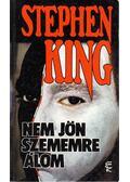 Nem jön szememre álom - Stephen King