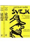 Svejk I-II. kötet