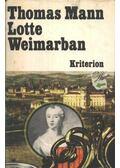 Lotte Weimarban - Thomas Mann