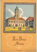 Pest-Budai Múzsa - Trencsényi-Waldapfel Imre