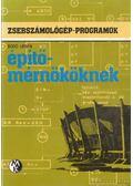 Zsebszámológép-programok építőmérnököknek - Urbán Gábor, Bodó László dr.