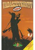 Vadászévkönyv 2004