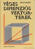 Véges dimenziós vektorterek