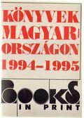 Könyvek Magyarországon 1994-1995 - Votisky Zsuzsa