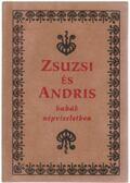 Zsuzsi és Andris babák népviseletben (mini)