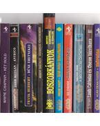 10 db vegyes fantasy, sci-fi